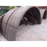 Mild Steel C-Channel Customization Services