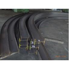 Mild Steel I-Beam Customization Services