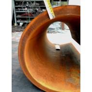 Mild Steel Plate Rolling 1