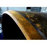 Mild Steel Plate Rolling 3