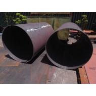 Mild Steel Roll Plate Customization Services-2