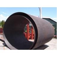 Mild Steel Roll Plate Customization Services-1